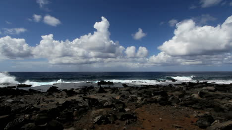 Easter-Island-waves-on-rugged-shore-6