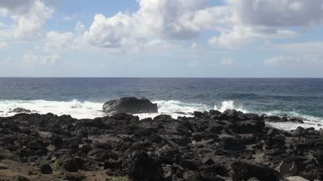 Easter-Island-waves-on-rocky-shore-4