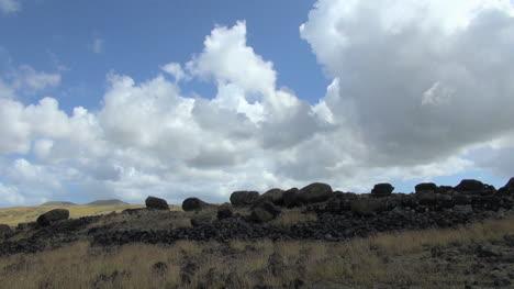 Easter-Island-Akahanga-Ahu-ruins-of-moai-1
