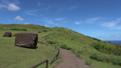 Easter-Island-Puna-Pau-topknot-raw-block-and-path-8