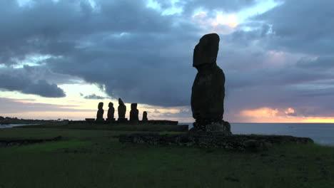 Rapa-Nui-Tahai-site-sunset