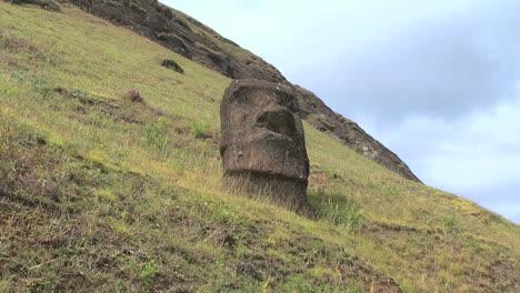 Rapa-Nui-Moai-at-Quarry-zoom-out