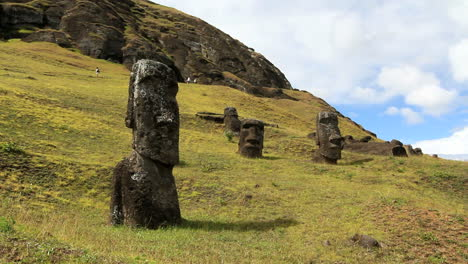 Moai-at-the-Quarry-on-Easter-Island