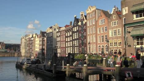 Amsterdam-Casas-Por-Agua
