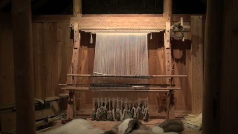 Greenland-Eric-s-longhouse-interior-zoom-out