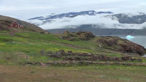 Greenland-Brattahlid-site-s