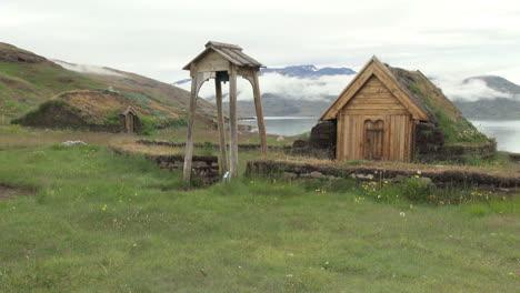 Greenland-Eric-s-wife-s-church-&-longhouse-2