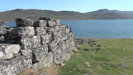 Greenland-Hvalsey-Nordic-ruin-view