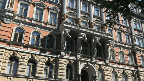 Helsinki-Finland-art-deco-building