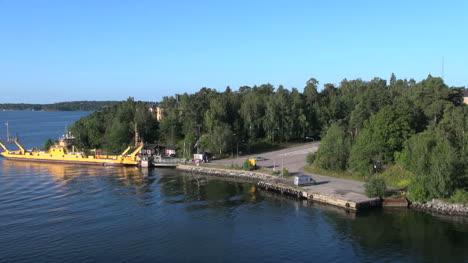 Sweden-Stockholm-Archipelago-fort-and-ship-3s