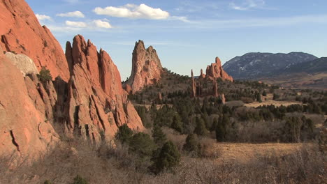 Colorado-Garden-of-the-Gods-formations
