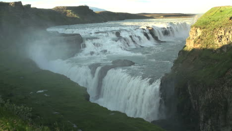 Iceland-Gullfoss-lower-falls