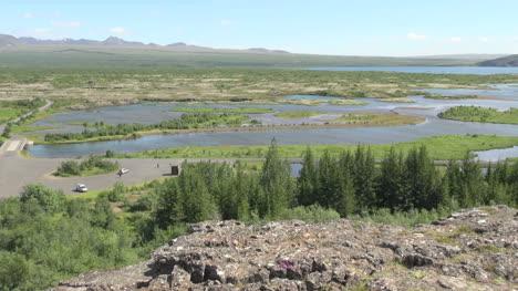 Iceland-Pingvellir-lake-view-1