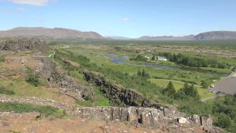 Iceland-Pingvellir-valley-view-2