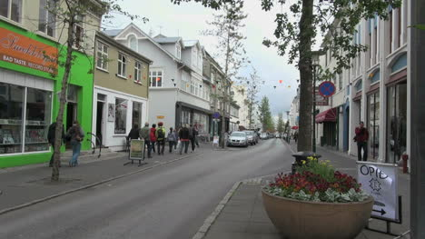 Iceland-Reykjavik-street-view