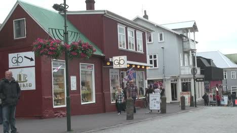 Iceland-Reykjavik-street-and-shops-s