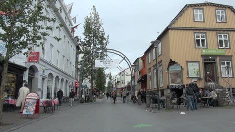 Iceland-Reykjavik-street-entry-2