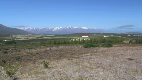 Iceland-Eyjafjordur-&-Hauganes-village-view-c