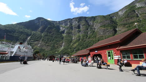 Norway-Flam-station-timelapse-c