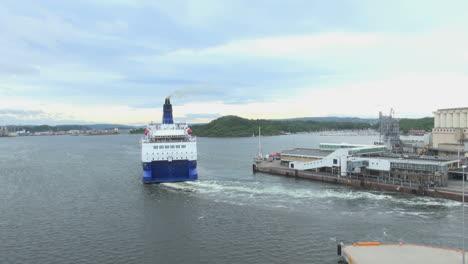 Ferry-De-Oslo-Seaways-Deja-Timelapse-3