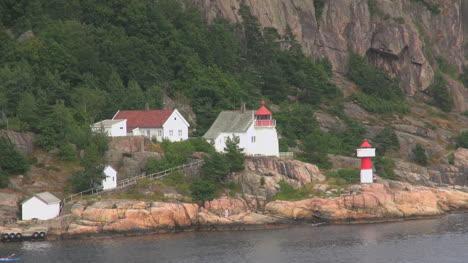 Norway-Kristiansand-lighthouse