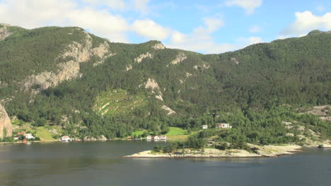 Norway-small-farms-along-Lysefjord-timelapse-s