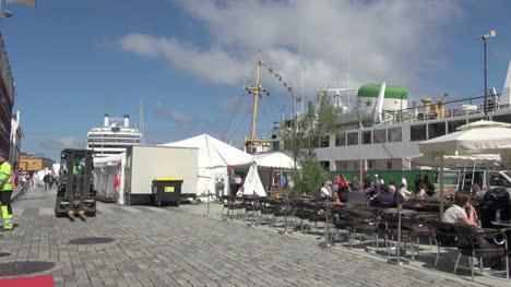 Norway-Stavanger-fork-lift-sa
