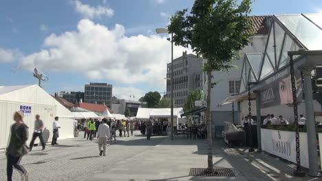 Lapso-De-Tiempo-Del-Festival-De-Stavanger-De-Noruega-S