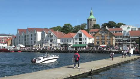 Norway-Stavanger-harbor-view-s