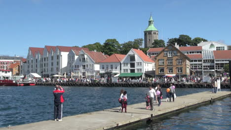 Norway-Stavanger-harbor-view-sa