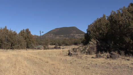 New-Mexico-Capulin-Mt-and-windmill-1