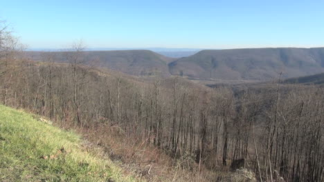 West-Virginia-folded-Appalachians-from-the-Allegeny-Front