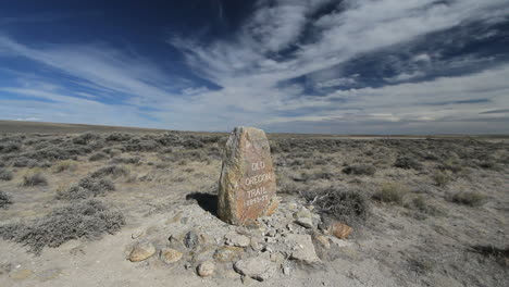 Wyoming-South-Pass-Oregon-Trail-Monumento