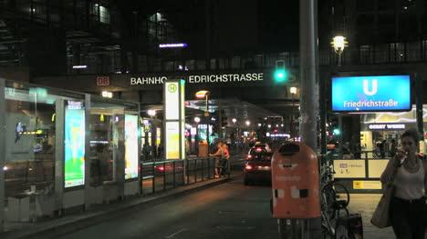 Berlin-Bahnhof-Friedrichstrasse-U-Bahn-station-bridge-above-street