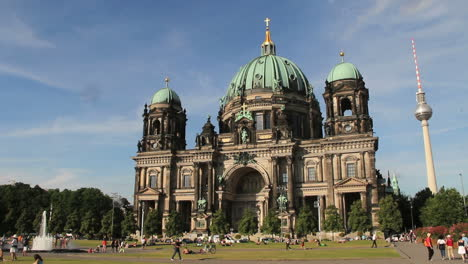 Berlin-Cathedral-&-Fernsehturm