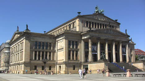 Berlin-Gendarmenmarkt-Konzerthaus