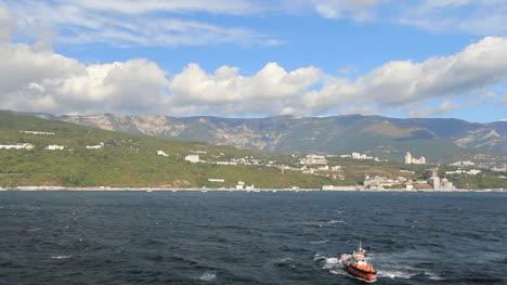 Ukraine-Crimean-coast-approaching-Yalta-with-pilot-boat