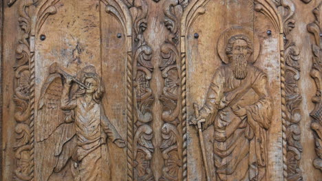 Romania-monestery-carved-wood-doors-cx