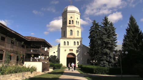 Romania-monastery-entry-tower-cx