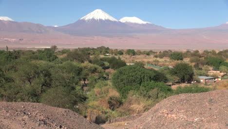 Atacama-San-Pedro-oasis-fantastic-view-with-Andes