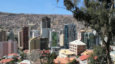 La-Paz-city-view-high-rise-buildings