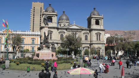 Bolivia-La-Paz-Cathedral