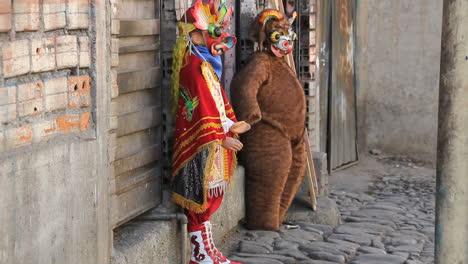 La-Paz-strange-costumes-for-sale