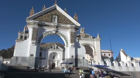 Bolivia-Copacabana-gateway-and-shrine-s