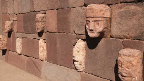 Bolivia-Tiahuanaco-stone-faces