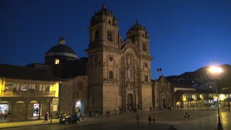 Cusco-Jesuit-church