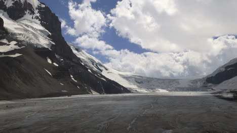 Canada-Icefields-Parkway-Athabasca-Glacier-time-lapse-s