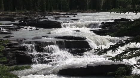 Canada-Alberta-Athabasca-Falls-in-stages-s