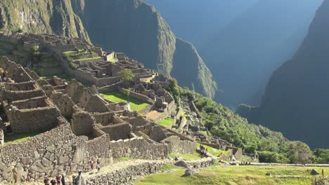 Machu-Picchu-canyon-view-from-ruins