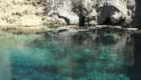 Canada-Banff-Cave-and-Basin-Hot-Springs-reflections